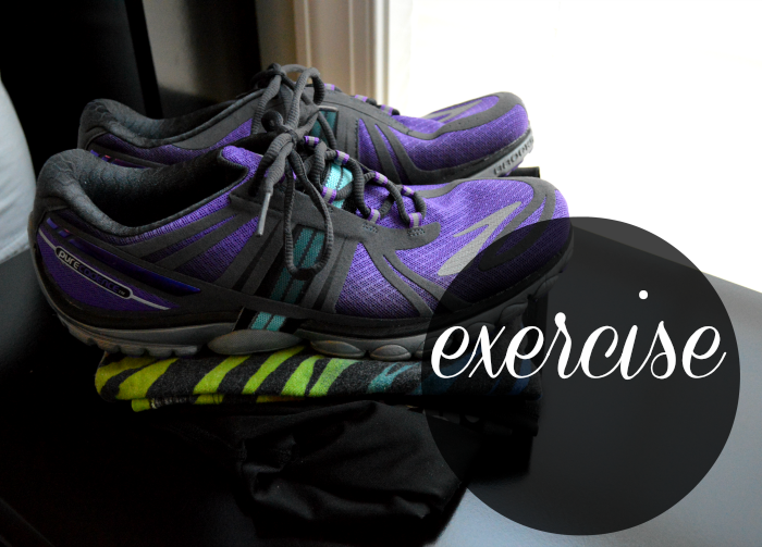 5 Ways to Thrive as a Stay-At-Home Mom- Exercise