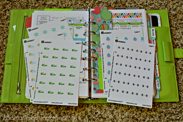 How To Make Your Own Planner Stickers [Tutorial]