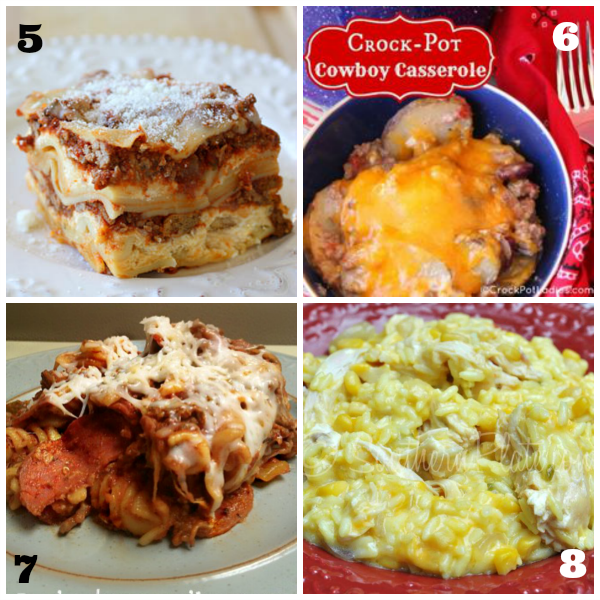 20 Easy & Delicious Crock Pot Recipes for Dinner