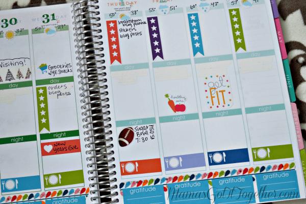 Planner Organization Update- January 2015