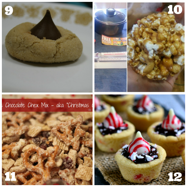 20 Sweet Treats for your Christmas Baking List