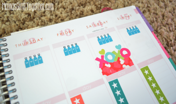 Plan With Me- How I Plan In My Erin Condren Planner + $10 Coupon