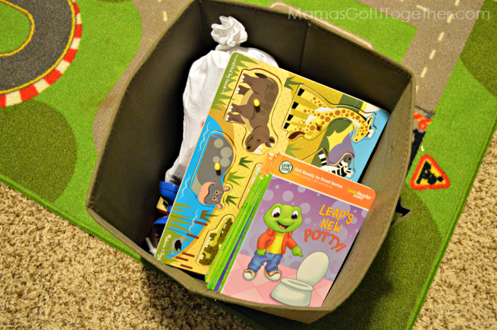 DIY Toy Label Tutorial + Toddler Room Organization Tour