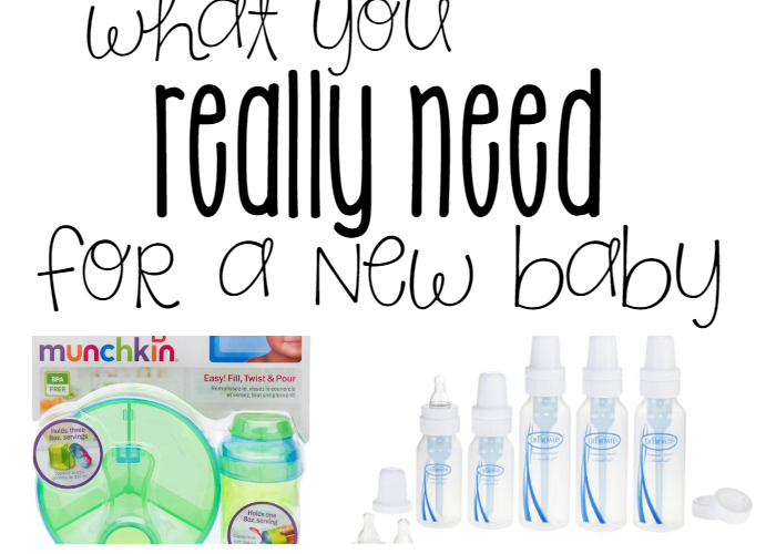 Add These to Your Baby Registry Checklist – New Baby Essentials Part 2