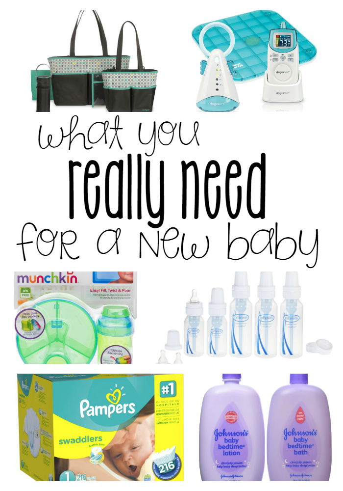 Add These to Your Baby Registry Checklist - New Baby Essentials Part 2
