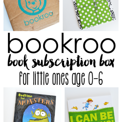 October Bookroo Box – Book Subscription Box for Kids + COUPON