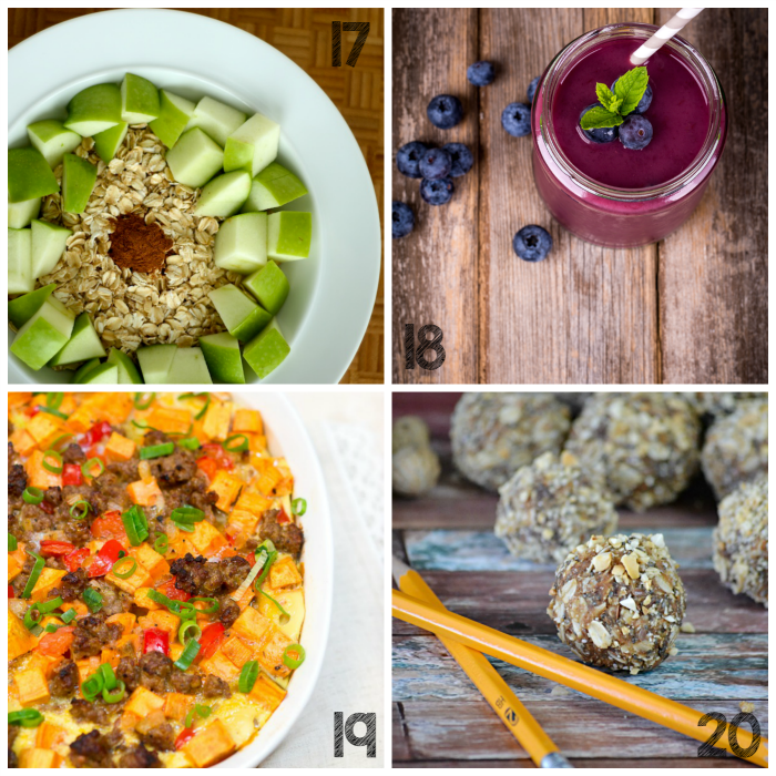 20 Easy, Healthy Breakfasts for Moms