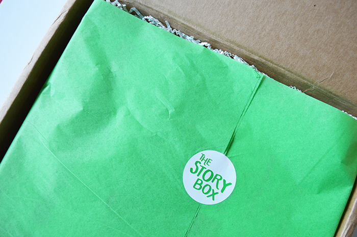 The Story Box Review + Coupon - Book Subscription Box for Children