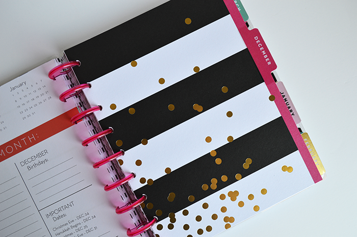 A Look at the 2016-2017 MAMBI Happy Planner