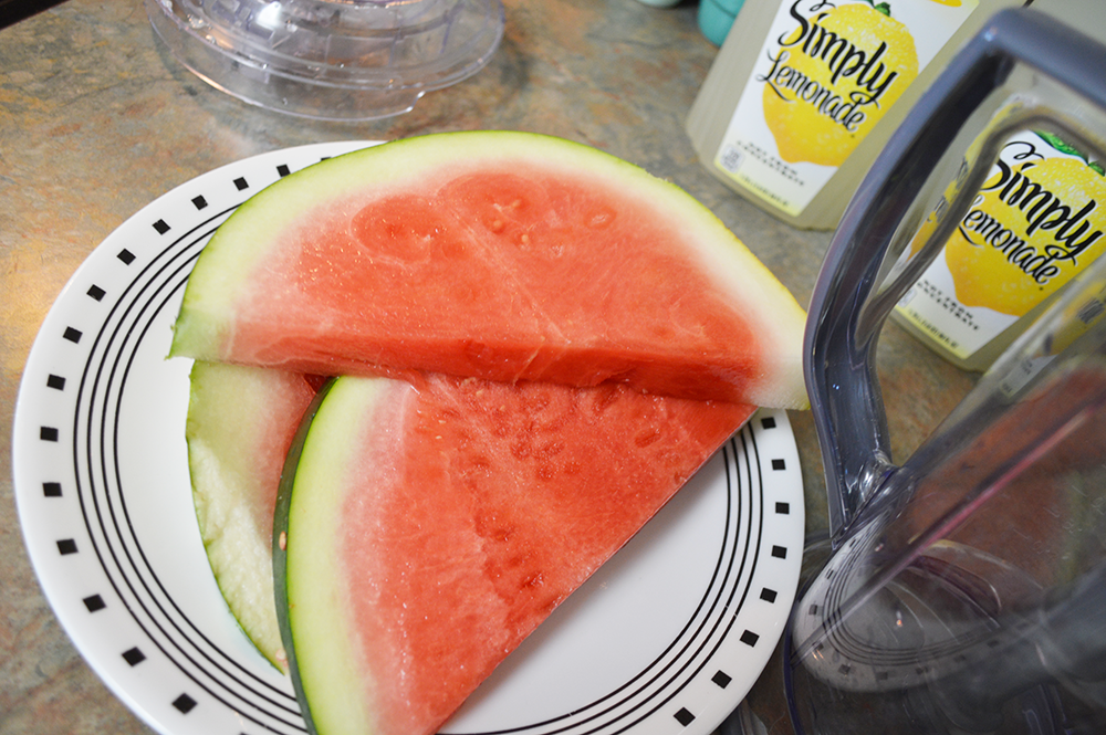 How to Make Watermelon Lemonade for Your Summer Parties or Just for Fun