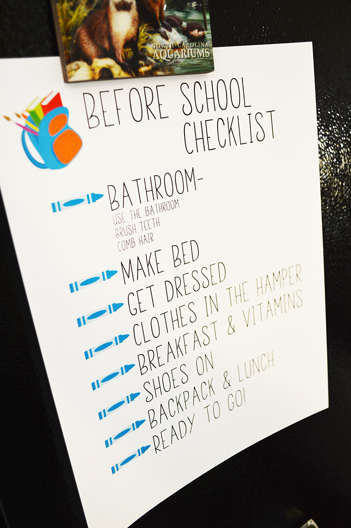 Routines to Get Everyone Ready for Back to School