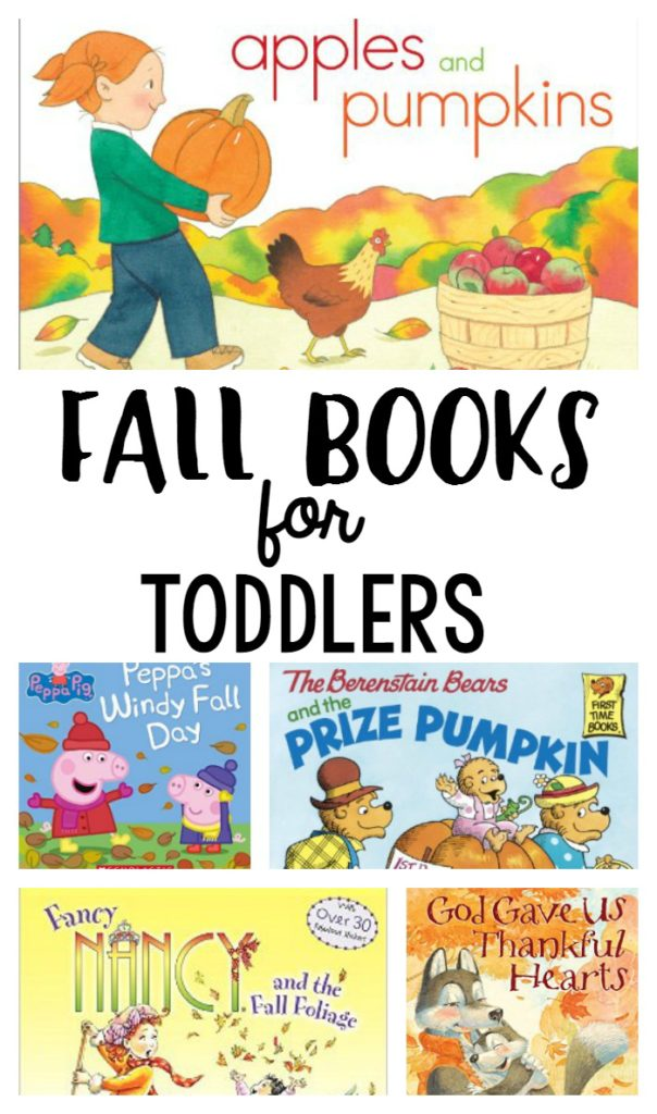 books toddlers fall toddler preschool sorting activity planning fun inspired rated activities planninginspired apple
