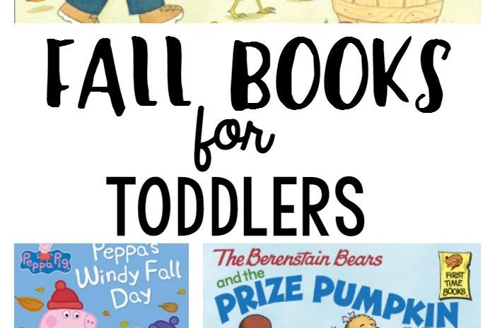 Fall Books for Toddlers