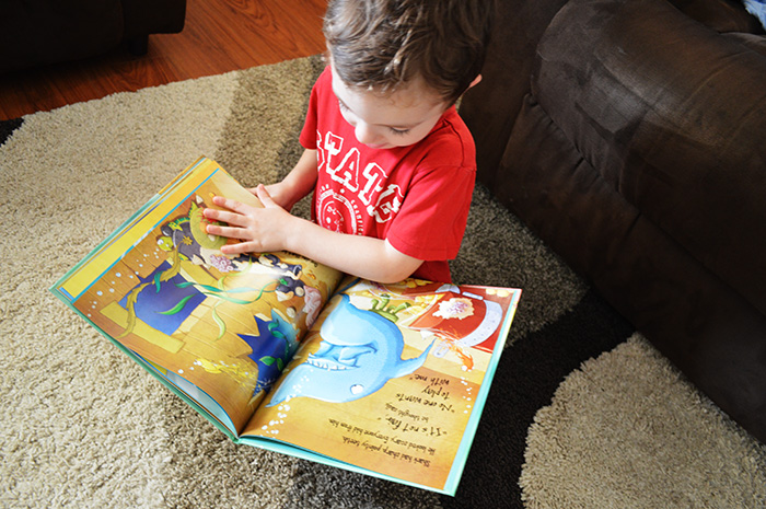 The Story Box Review + Coupon- Book Subscription Box for Kids