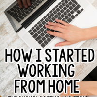 How I Started Working From Home – My Story