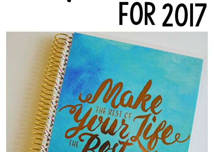 Top 3 Fitness Planners for 2017