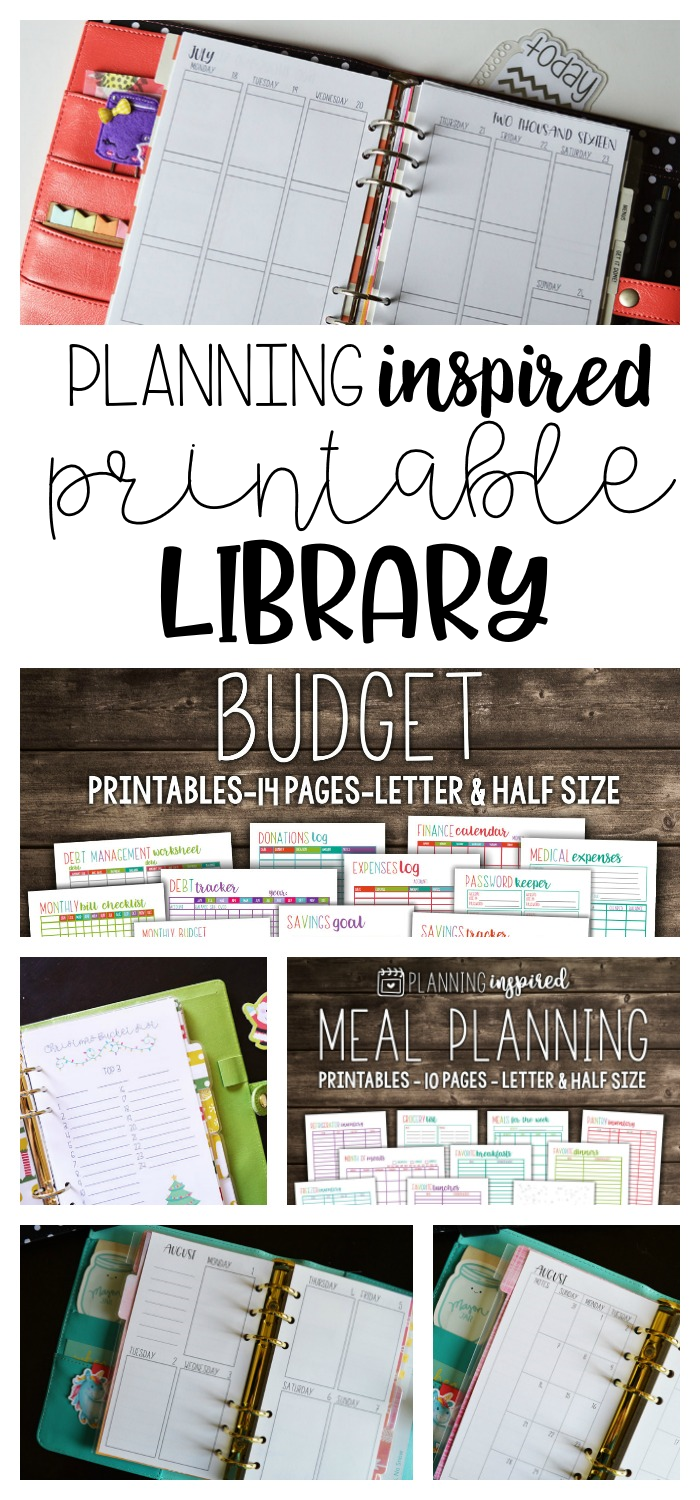 How to resize printables for your happy planner planning inspired subscribe pronofoot35fo Gallery
