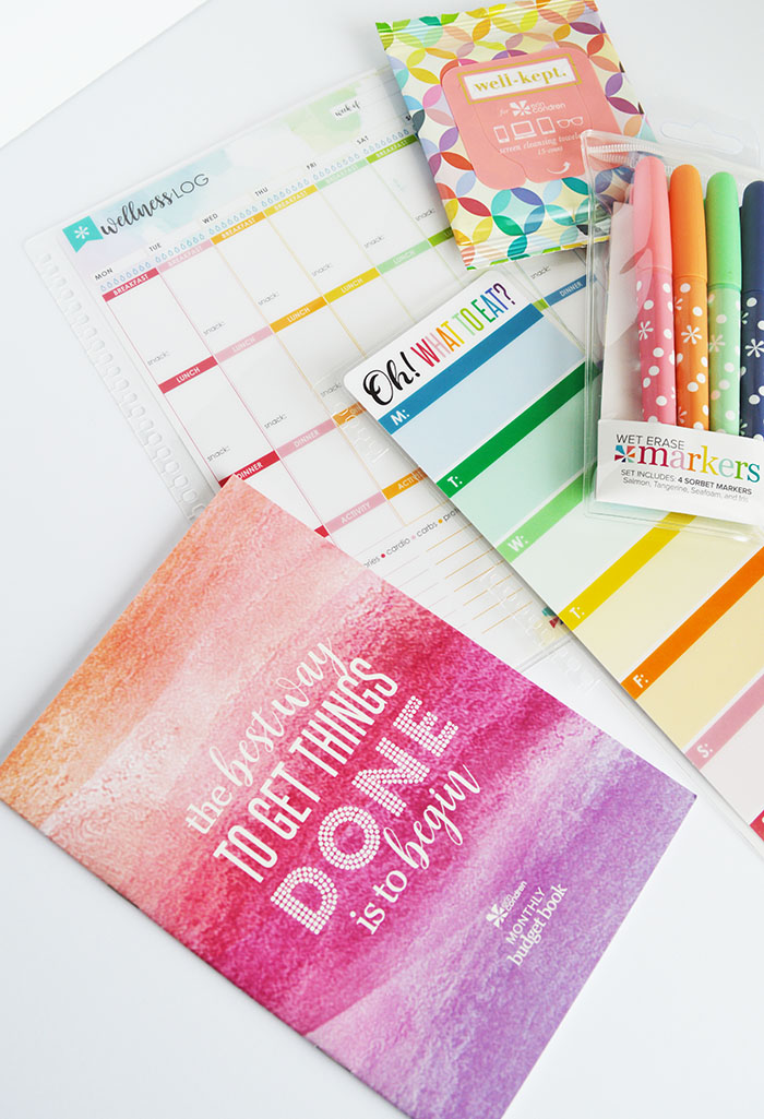 Erin Condren Academic Planner Review + New Accessories
