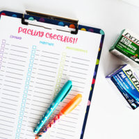 My Travel Tips + a Packing Checklist Printable