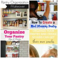 Ultimate List of Pantry Organization Resources