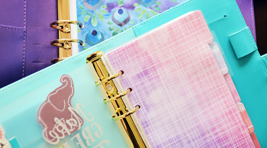 How to Make Planner Dividers With Your Silhouette