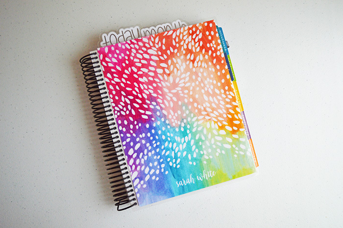 My 2017-2018 Erin Condren Life Planner + a BIG Giveaway