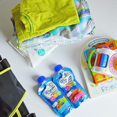 What's In My Diaper Bag – Toddler Summer Edition + Giveaway
