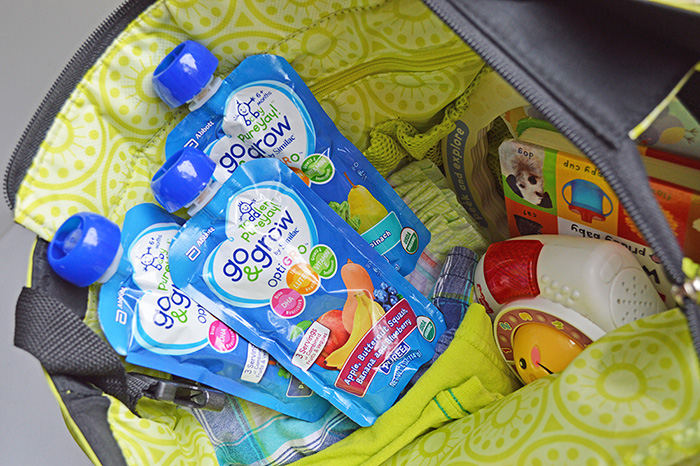 What's In My Diaper Bag - Toddler Summer Edition + Giveaway
