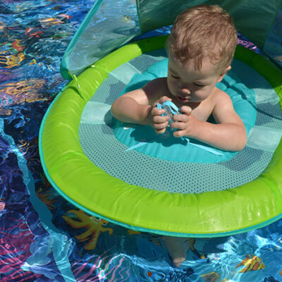 Celebrating National Learn to Swim Day May 20th