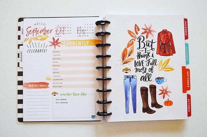 New 2017 Happy Planner