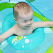 Keeping Summer Fun with the Baby Spring Float from SwimWays!