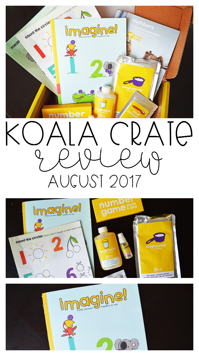 Koala Crate Review August 2017 - Get 30% off!