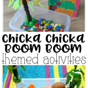 Chicka Chicka Boom Boom Activities!