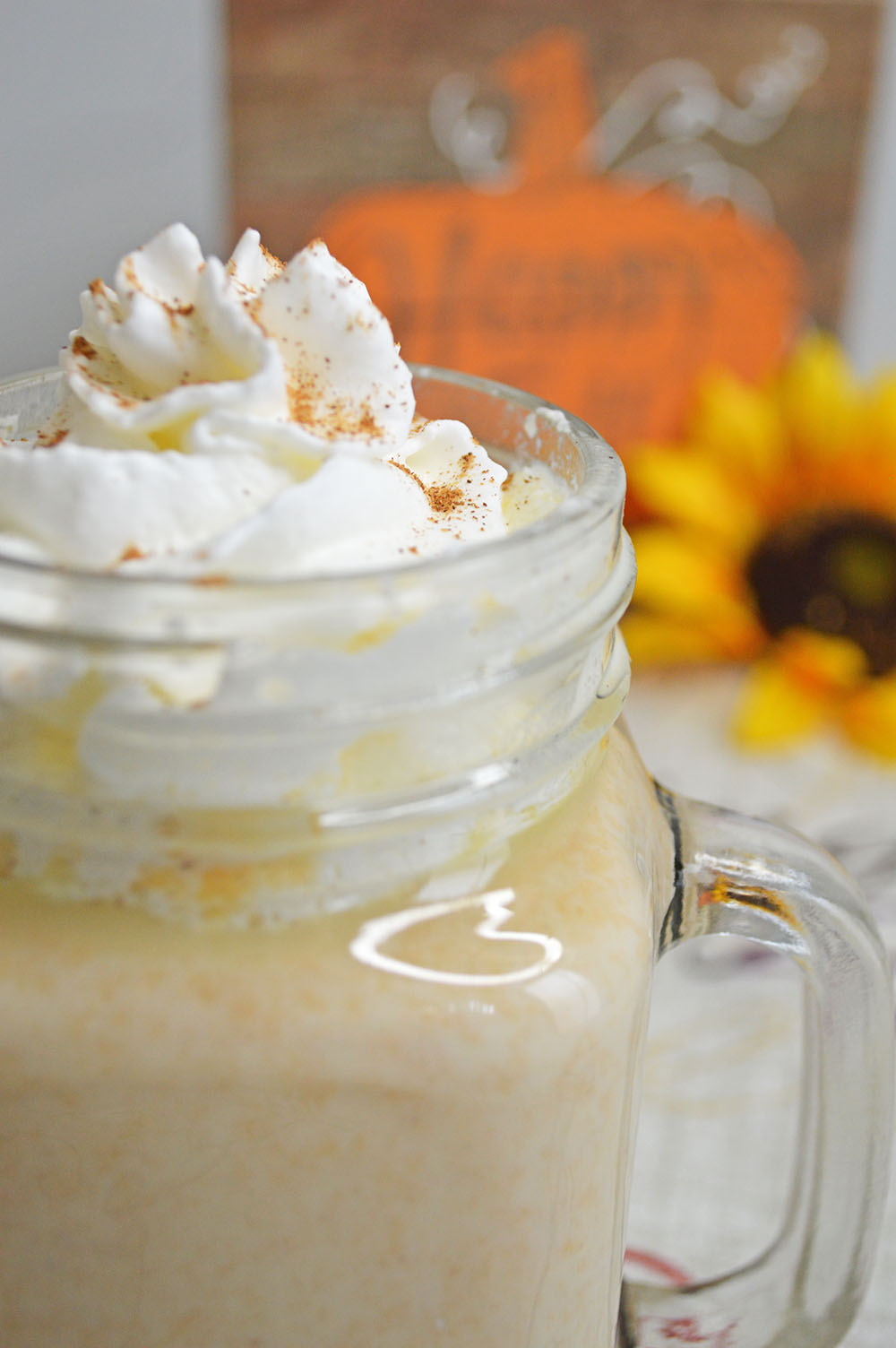 Crock Pot Pumpkin White Hot Chocolate