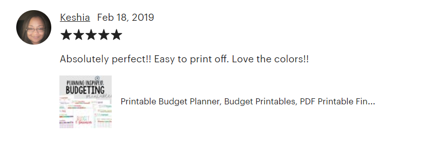 Printable Budget Worksheet Sets