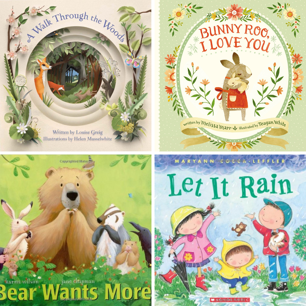 15 Best Spring Picture Books for Kids