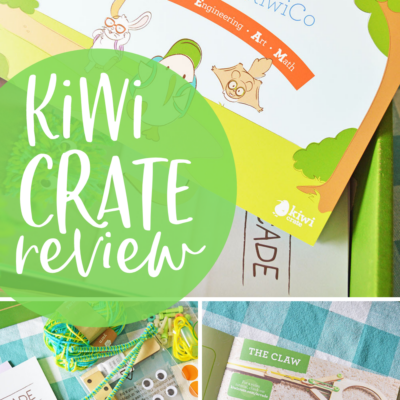 Kiwi Crate Review | Monthly Subscriptions for Kids
