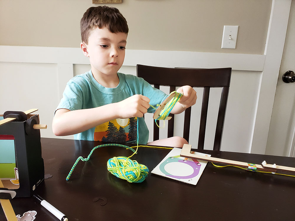 KiwiCo Reviews - Our April Projects!