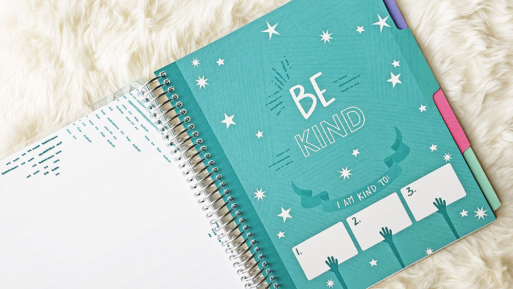 Erin Condren Kids Planner Review