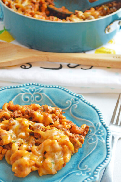 easy chili mac recipe