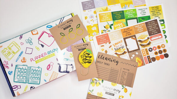 planner envy subscription box