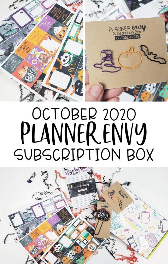 planner envy subscription box
