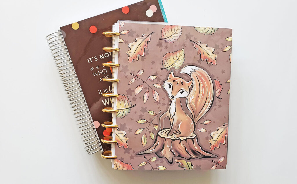 Fall Erin Condren and Happy Planners