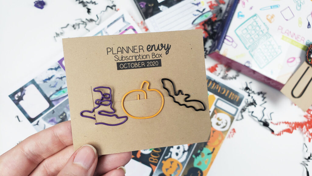 planner envy paper clips
