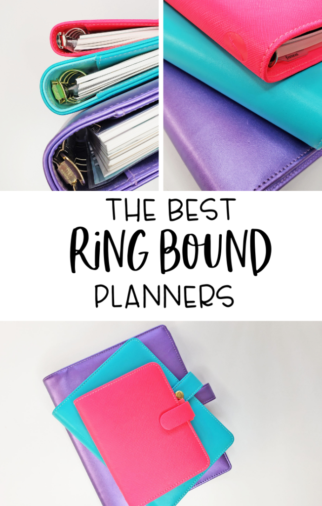 the best ring bound planners