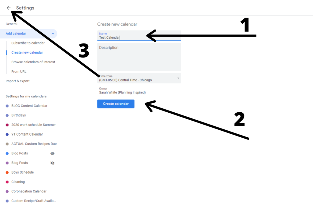 time blocking tutorial