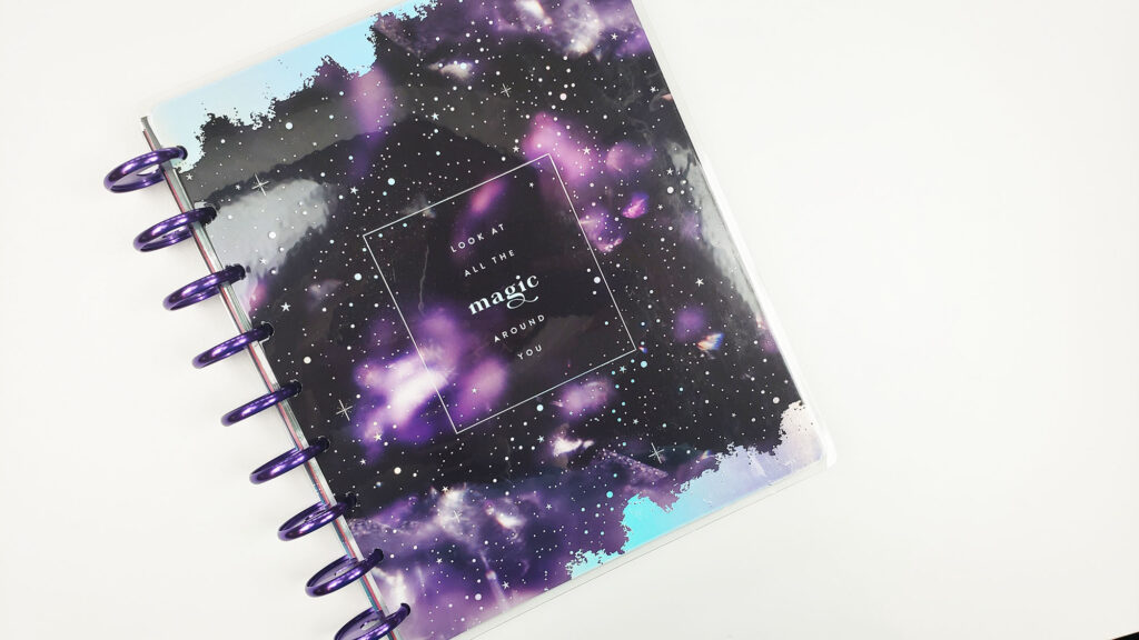 Stargazer Happy Planner 2021