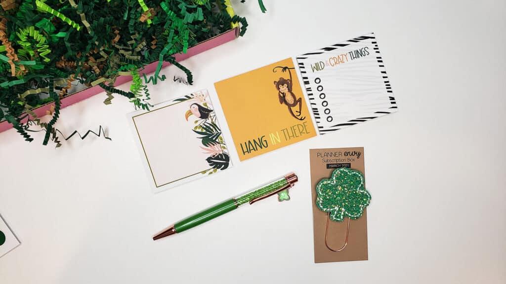 Planner Envy planner accessories